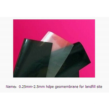 EVA Geomembrane Waterproof
